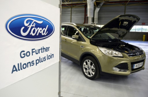Ford Recalls Cars After Fires