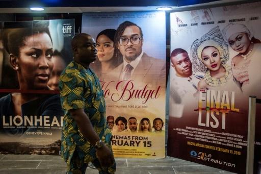Nigeria's Nollywood film industry reels in foreign investors