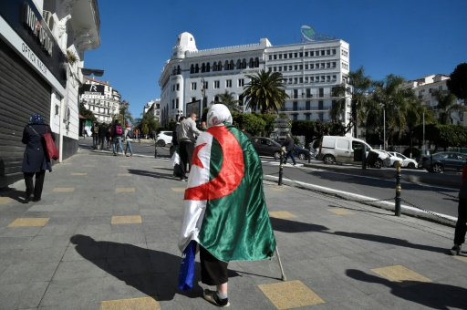 Thousands Launch Anti-Bouteflika Protest In Algiers: AFP