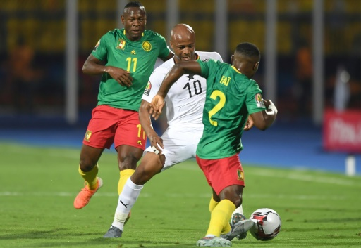 Ayew predicts Ghana will extend 54-year dominance of Tunisia