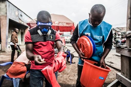 DR Congo Ebola tsar delighted by drug breakthrough