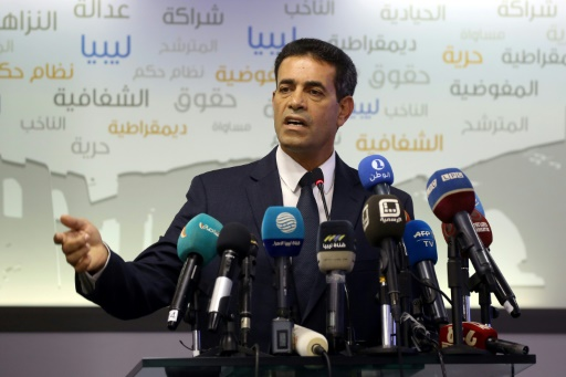 Libya could vote on constitution in February: electoral commission