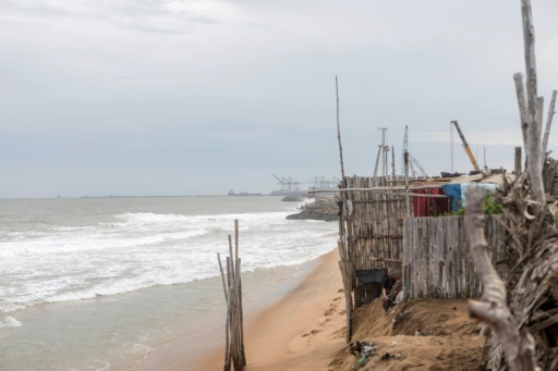 New Togo fishing port stokes coastal erosion fears