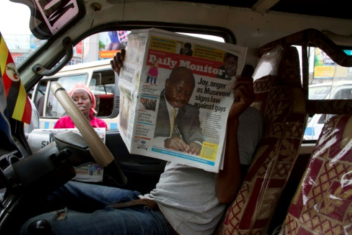 Uganda shuts main independent news website
