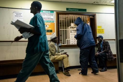 In Zimbabwe, hospitals battle with Mugabe's legacy