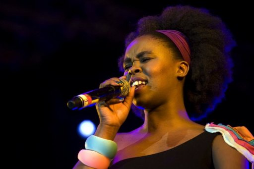 New Singing Sensation Zahara Takes S Africa By Storm