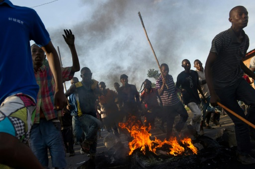 Burundi's beleaguered government reaches out to opponents