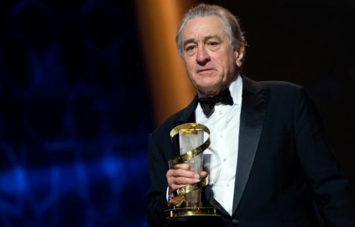 De Niro gets tribute award at Marrakech film festival