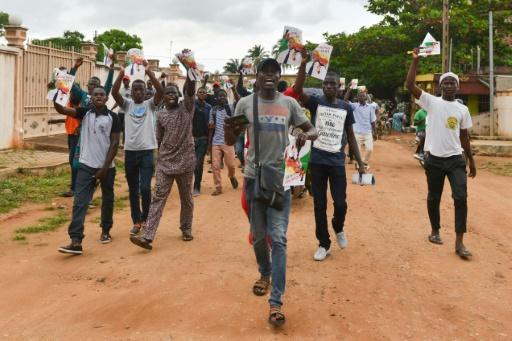 In Benin, president's opponents claim political crackdown