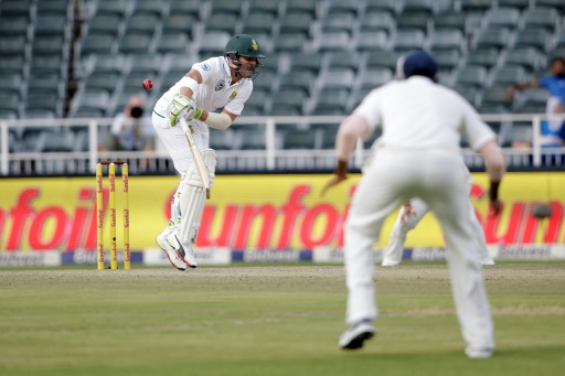 Ghana: 'Dangerous' pitch puts rest of S Africa v India Test in doubt