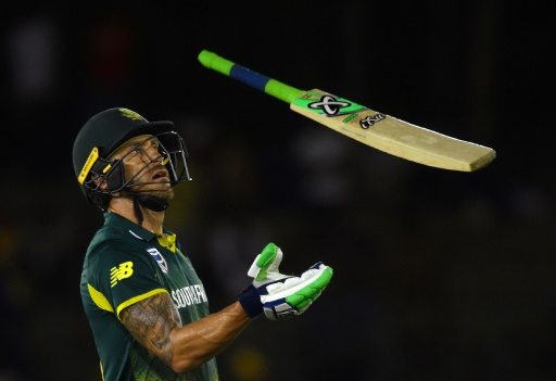 South Africa Confronts World Cup Demons