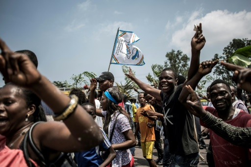 DR Congo divided over opposition chief's election