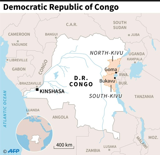 More than 30 killed in DR Congo gold mine: sources