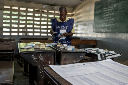 Tense wait for election results in volatile DR Congo