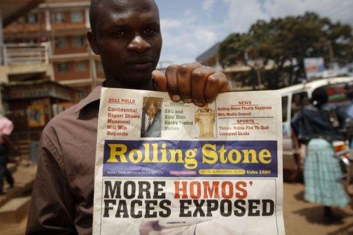 Homosexuality in Uganda