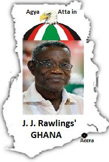 A President Mills in J J Rawlings' Ghana!