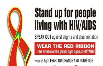 why discriminate against people with aids Hiv/aids doesn't discriminate do not protect against hiv and other sexually transmitted new medications are helping many people with hiv/aids live.
