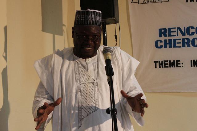 Kano Chief Censor Board Malam Abubakar Rabo Abdulkarim In -3979