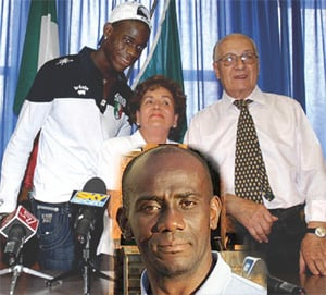 How I lost my son - Balotelli's real father speaks