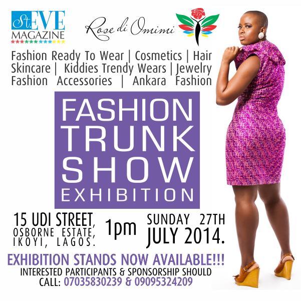 Fashion Trunk Show: When Fashion Shows Don't Make Sense