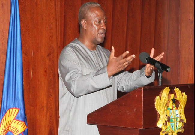 ECG fire scandal: MP charges Mahama to crack whip