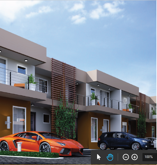 4 Bedroom TownHouse For Sale, East Airport