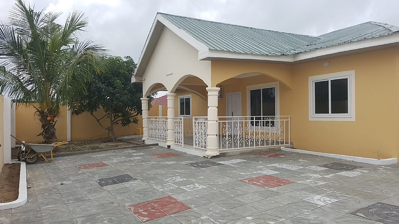 Brand New 5 Bedroom House For Sale