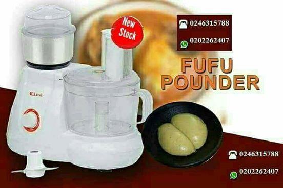 rico fufu machine