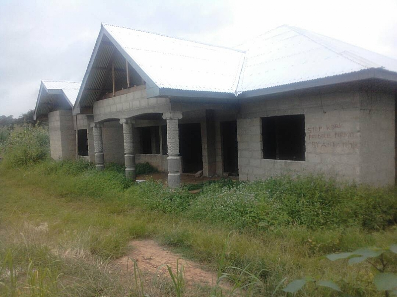 4Bedrms House for sale at Kumasi