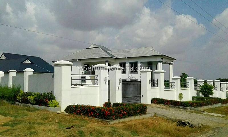 6 Bedroom House for Sale @ Abuakwa,kumasi