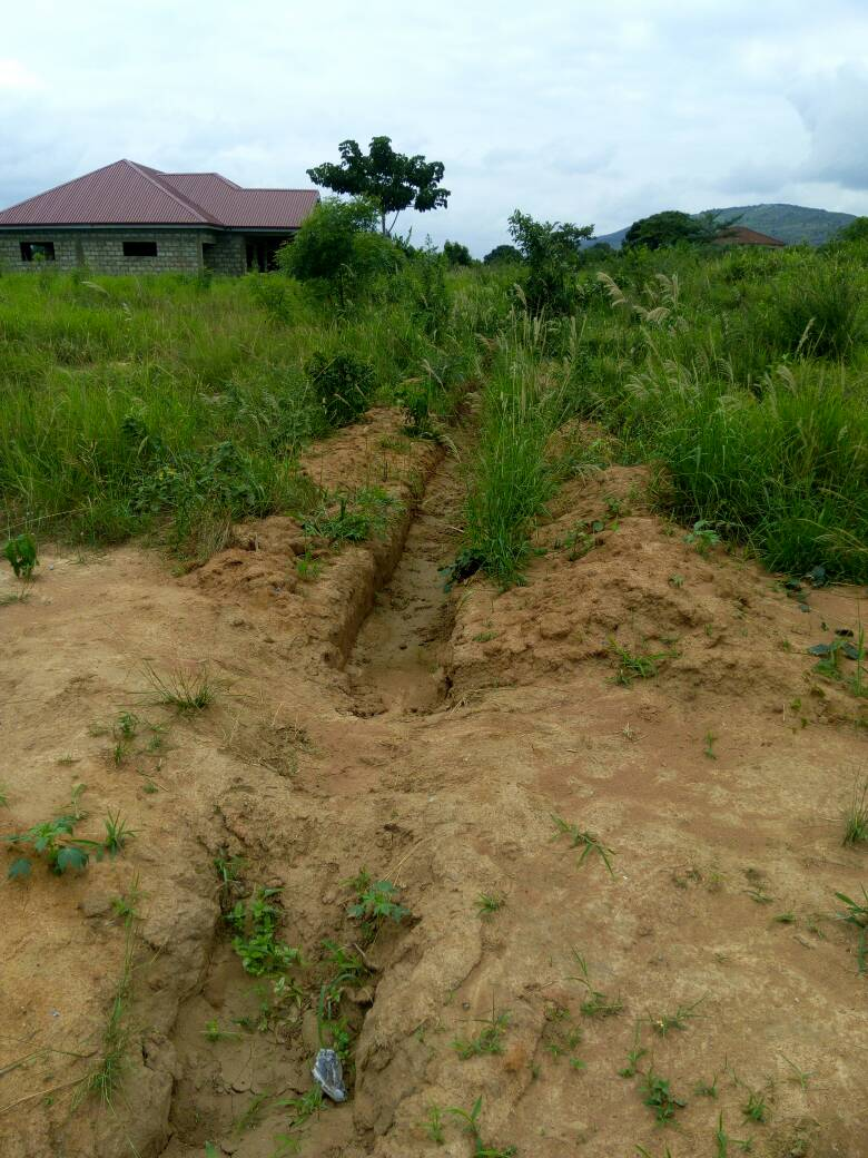 Plot Of Land For Sale At Dodowa