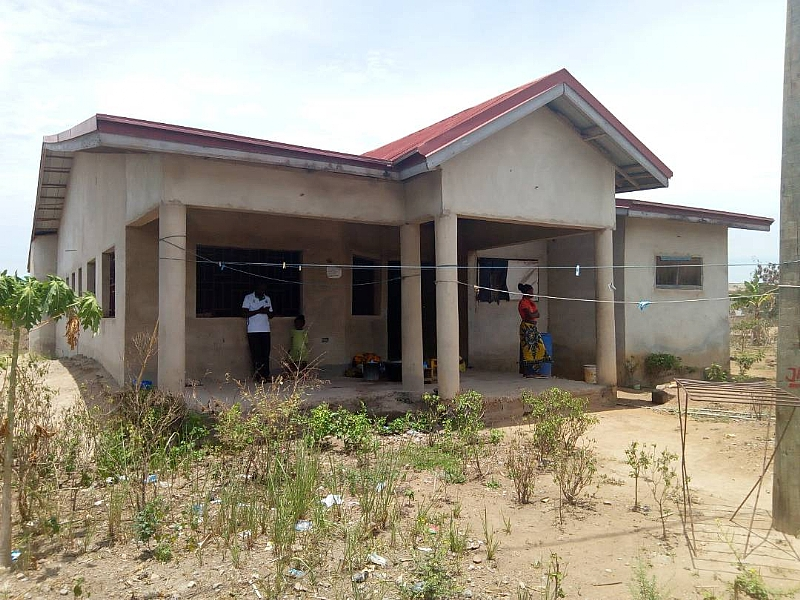 4bedrms House For Sale At Amasaman