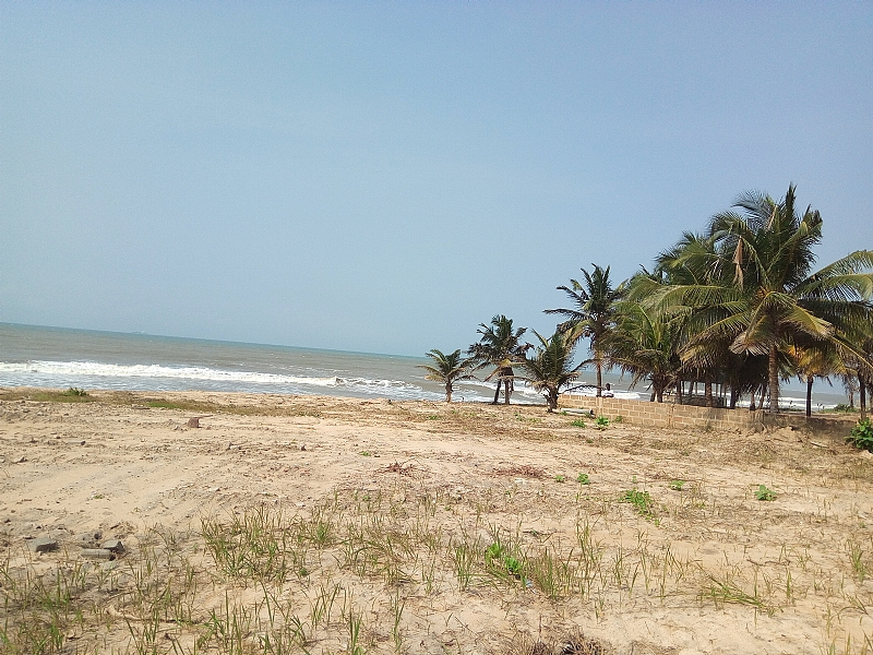 Image result for beach lands in ghana