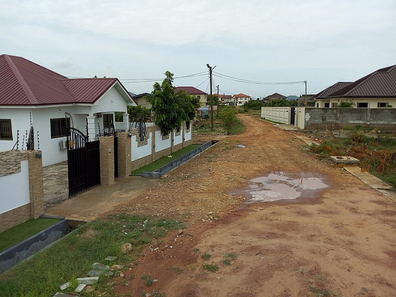 Furnished 4bedrooms For Sale At Tema