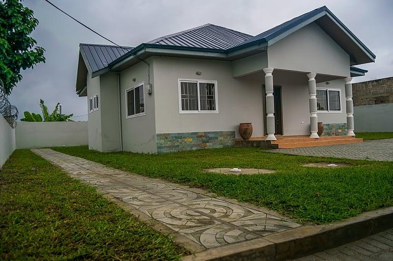New 3 Bedroom House For Sale Kasoa