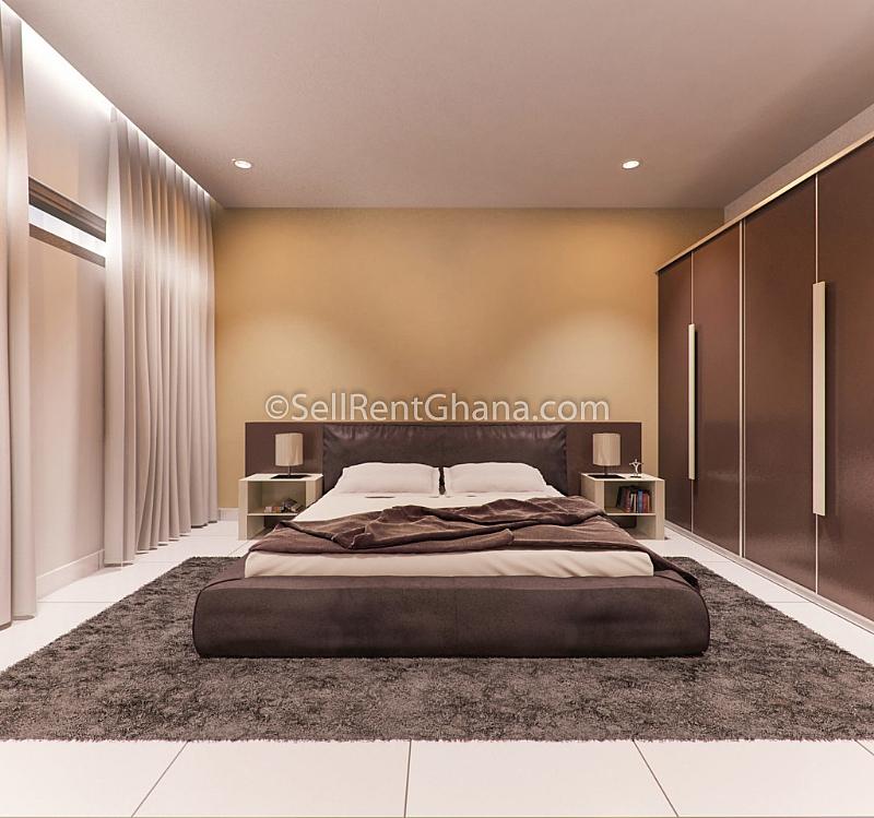 4 Bedroom House For Sale, East Legon