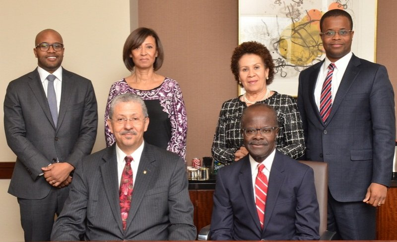 groupe nduom acquires isf bank in usa