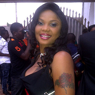 YORUBA STAR ACTRESS,IYABO OJO FORM CLOSE TIES WITH ANEKE TWINS