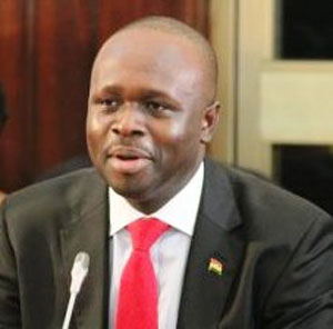 Omane Boamah Poses Three Questions To Bawumia On Drones