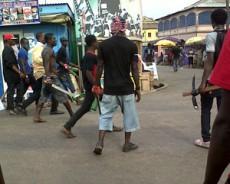 Ghana -- Joblessness