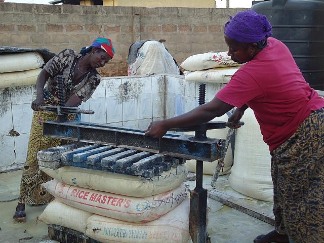 Zambian trade team in Ghana to study gari processing ...