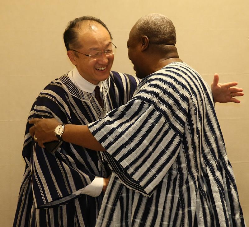 world bank boss prez mahama promote madeinghana goods