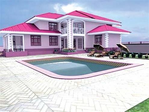 Nigeria fake estate agents exposed for Nigeria houses pictures