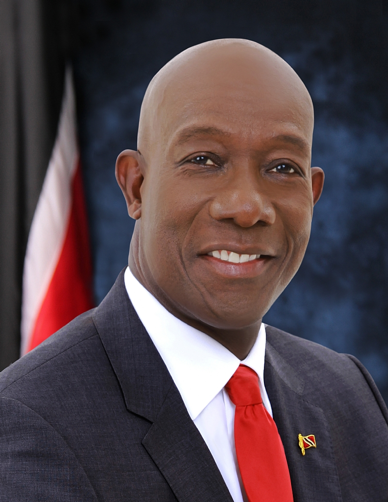 Prime Minister Of Trinidad And Tobago H.E Dr. Keith ...
