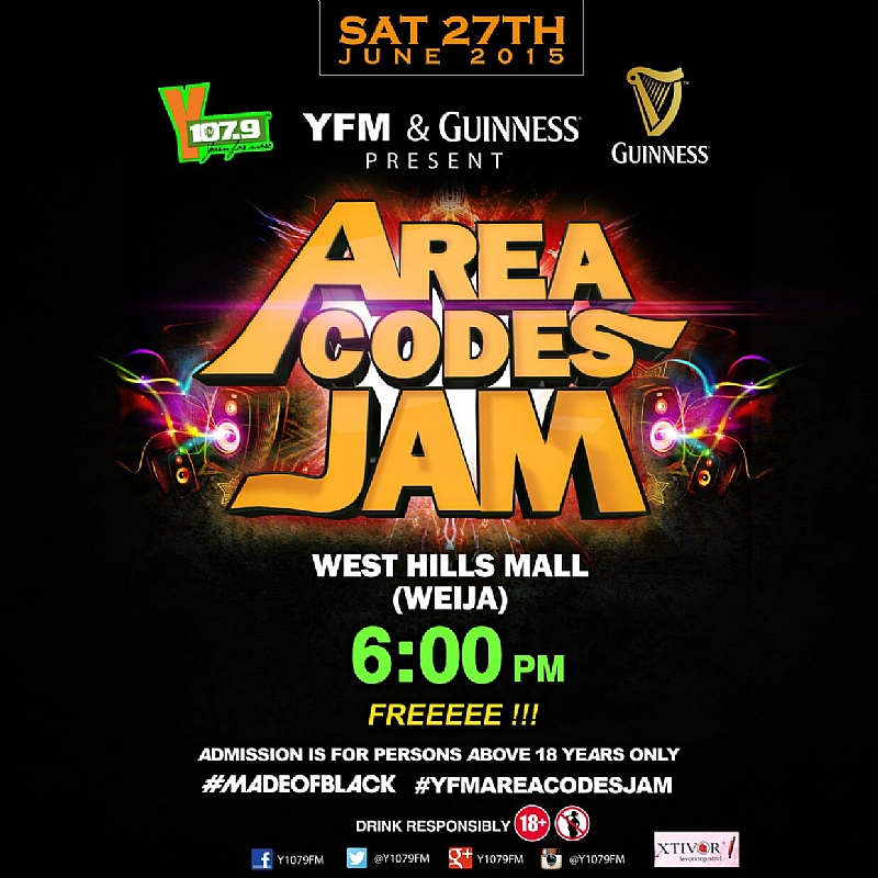 Yfm made of black area codes to shut down the capital for Yfm house music