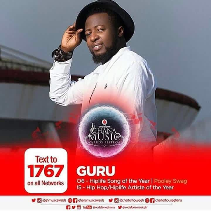 Ray Moni Tips Guru To Win His Categories At The VGMA