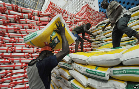 Gambia To Ban Rice Imports