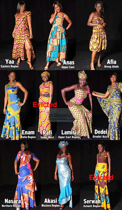 Northern Region Evicted From Ghana's Most Beautiful