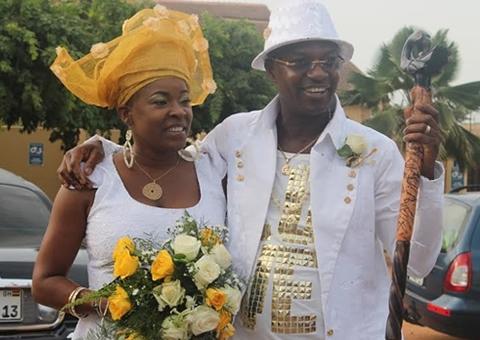 Rita Marley S Daughter Marries A Ghanaian