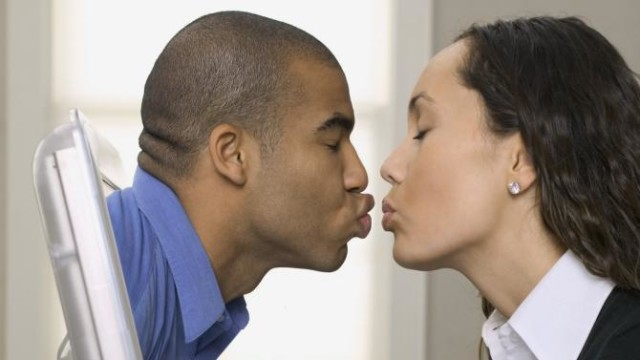 Why people prefer online dating